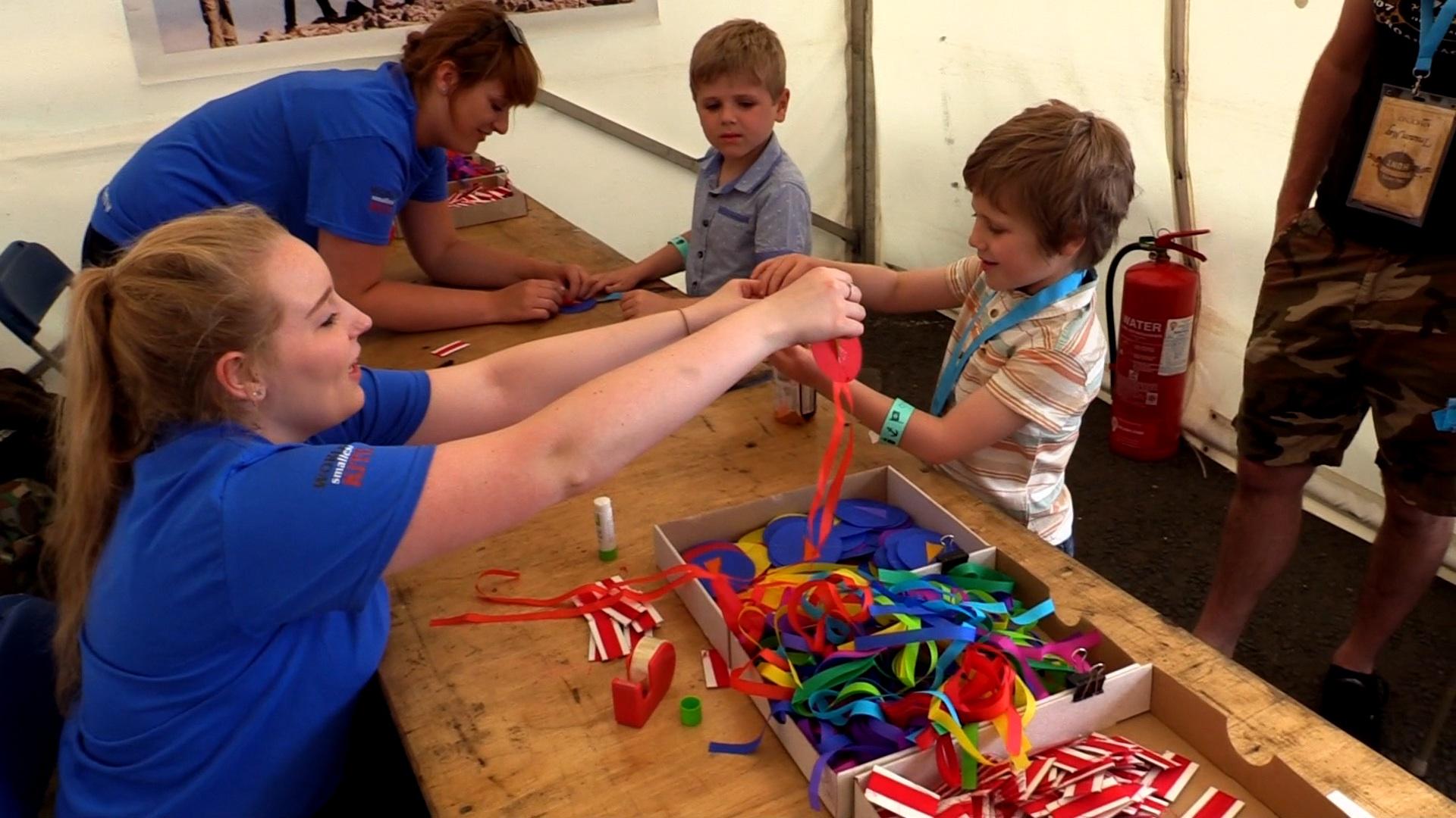 Belfast Kite Workshop