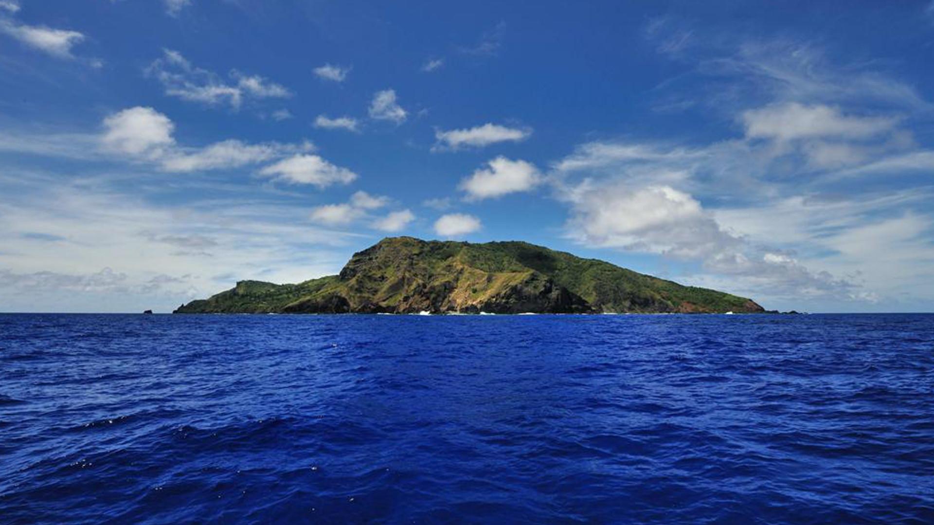Take Me To Pitcairn
