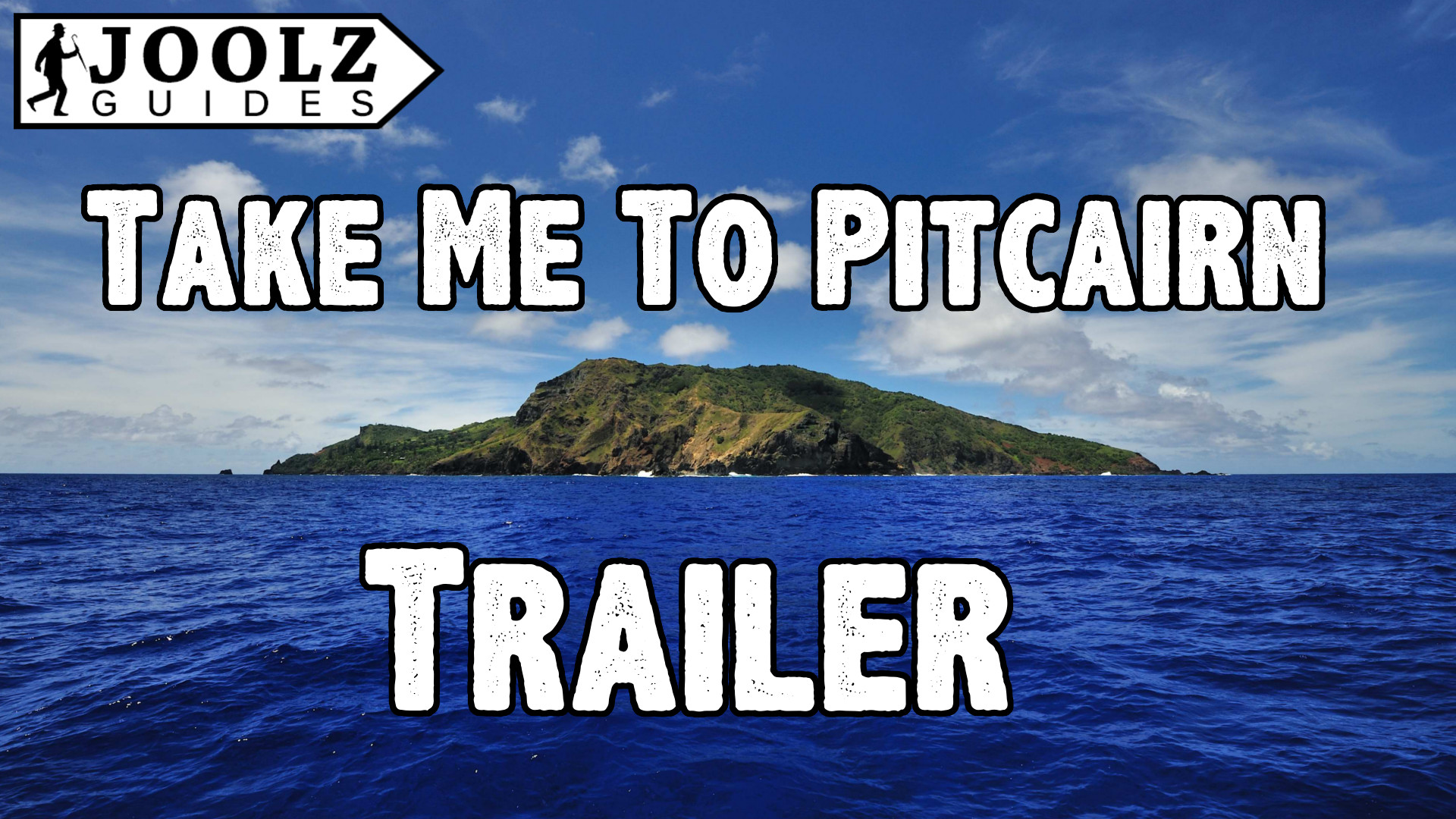 Take Me To Pitcairn Trailer