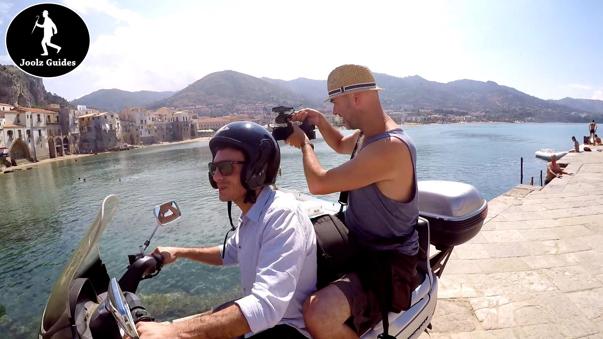 Romance and Spirit of Sicily