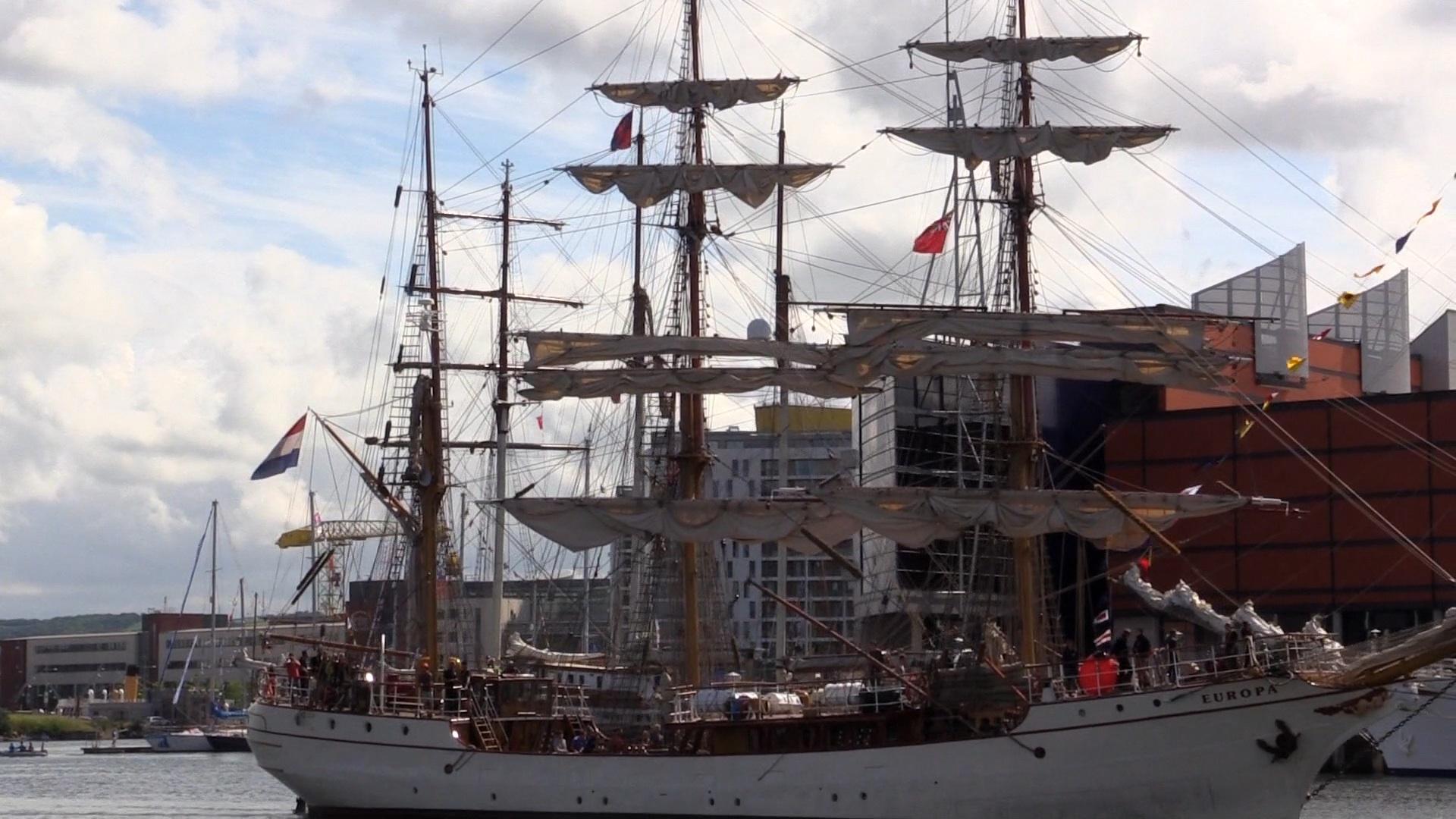 Belfast Tall Ships